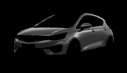 Цвета кузова Emgrand GS